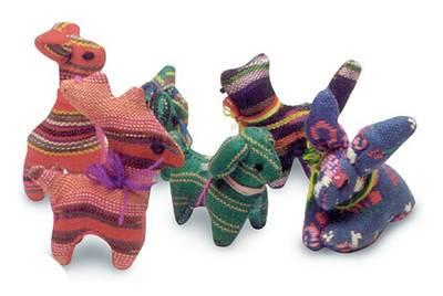 BIH Collection - BIH Collection Guatemalan Mini Stuffed Animals