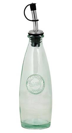 BIH Collection - BIH Collection Recycled Glass Authentic Bottle with Spout 10 oz