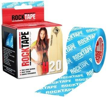 RockTape - RockTape Kinesiology Tape for Athletes Blue 2""