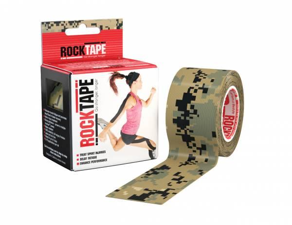"""RockTape - RockTape Kinesiology Tape for Athletes Camou Digital 2"""""""