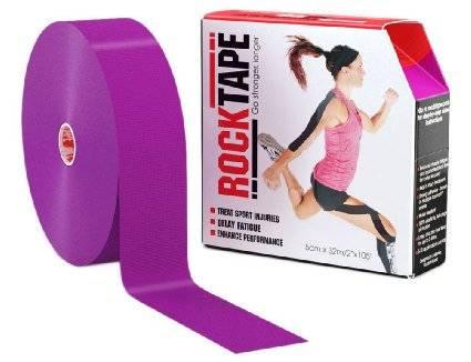 """RockTape - RockTape Kinesiology Tape for Athletes Purple 2"""""""