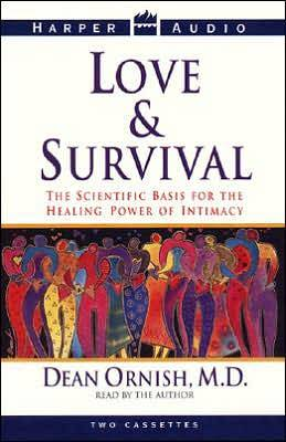 Books - Love and Survival - Dean Ornish