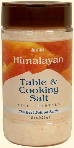 Aloha Bay - Aloha Bay Himalayan Salt Fine 15 oz