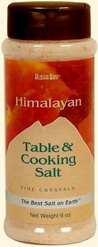 Aloha Bay - Aloha Bay Himalayan Salt Fine 6 oz