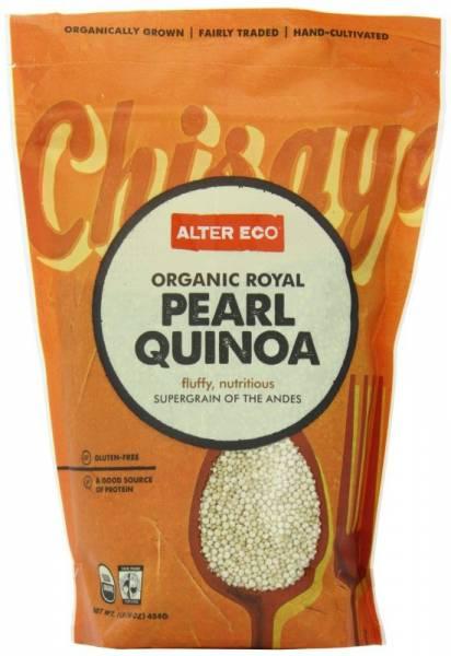 Alter Eco - Alter Eco Alter Eco Organic White Quinoa Bulk 16 oz (4 Pack)