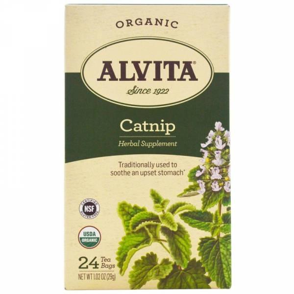 Alvita Teas - Alvita Teas Catnip Tea (24 Bags)