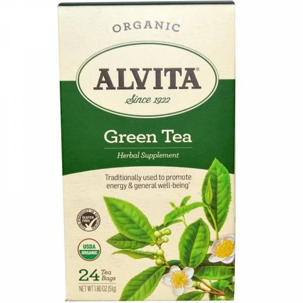 Alvita Teas - Alvita Teas Chinese Green Tea (24 Bags)