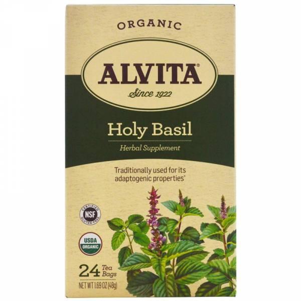 Alvita Teas - Alvita Teas Holy Basil Organic (24 Bags)