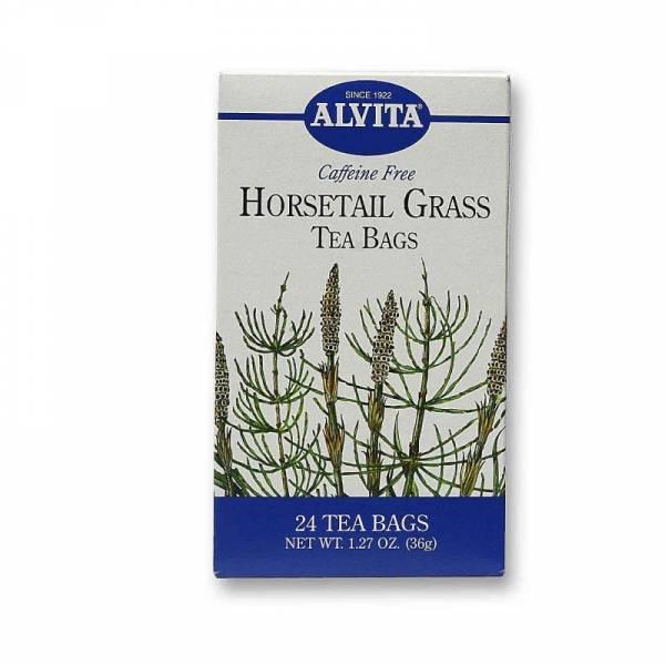 Alvita Teas - Alvita Teas Horsetail Grass Tea Organic 24 Bags