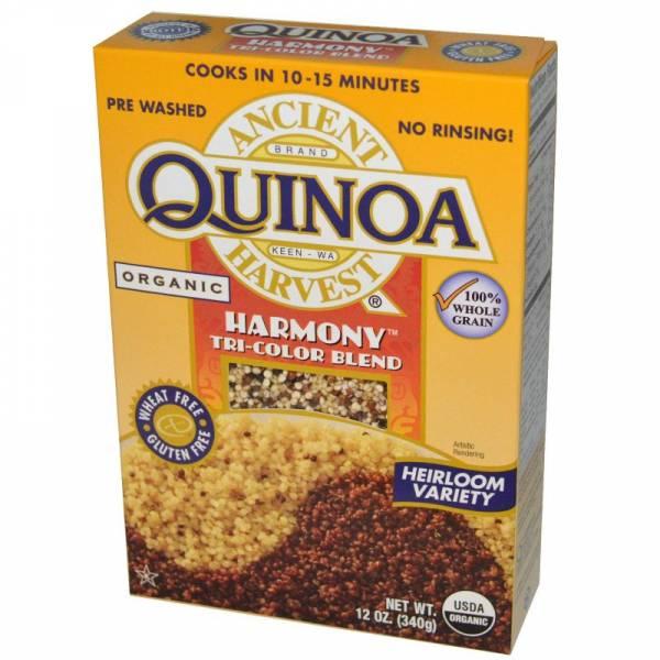 Ancient Harvest - Ancient Harvest Tri-Color Grains Quinoa 12 oz (6 Pack)