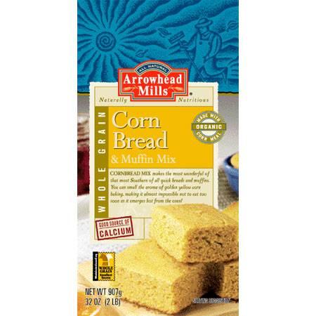 Arrowhead Mills - Arrowhead Mills Corn Bread Mix 32 oz