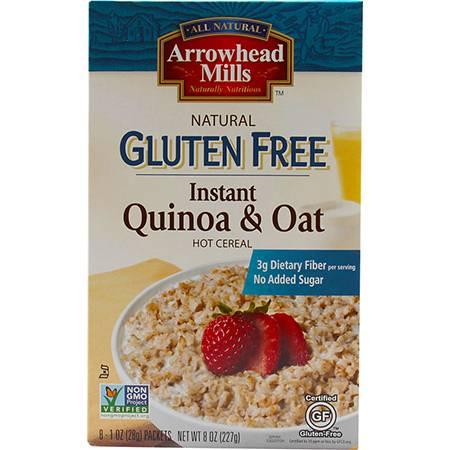 Arrowhead Mills - Arrowhead Mills Gluten Free Instant Quinoa & Oat Hot Cereal 8 oz