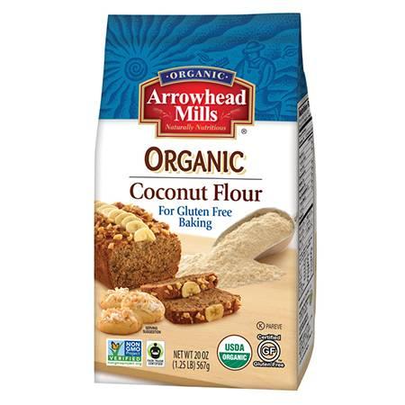 Arrowhead Mills - Arrowhead Mills Organic Coconut Flour 20 oz