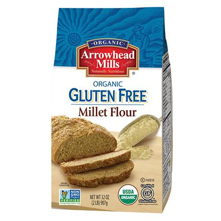 Arrowhead Mills - Arrowhead Mills Organic Millet Flour 32 oz
