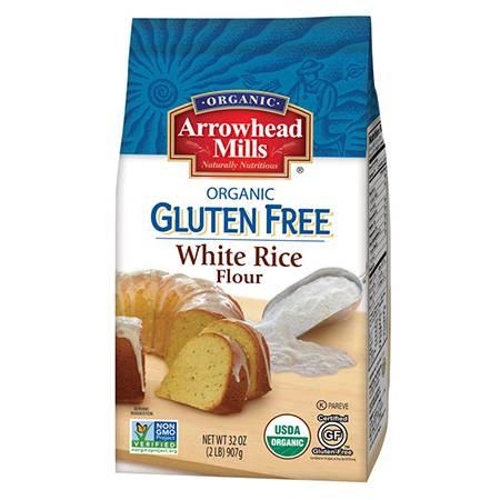 Arrowhead Mills - Arrowhead Mills Organic White Rice Flour 32 oz