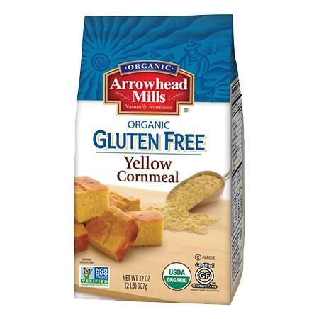 Arrowhead Mills - Arrowhead Mills Organic Yellow Corn Meal 32 oz