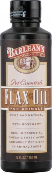 Barleans - Barleans Flax for Animals 12 oz