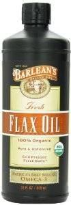 Barleans - Barleans Flax Oil 32 oz
