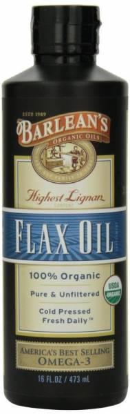Barleans - Barleans Lignan Flax Oil 16 oz