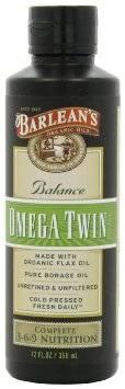 Barleans - Barleans Omega Twin 12 oz