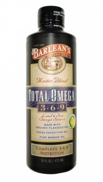 Barleans - Barleans Total Omega 16 oz
