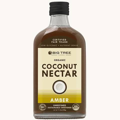 Big Tree Farms - Big Tree Farms Coconut Palm Nectar Amber (6 Pack)