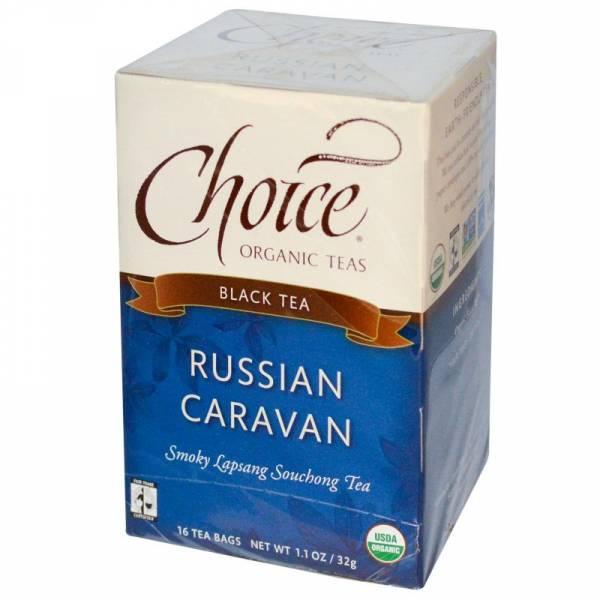 Choice Organic Teas - Choice Organic Teas Russian Caravan (16 bags)