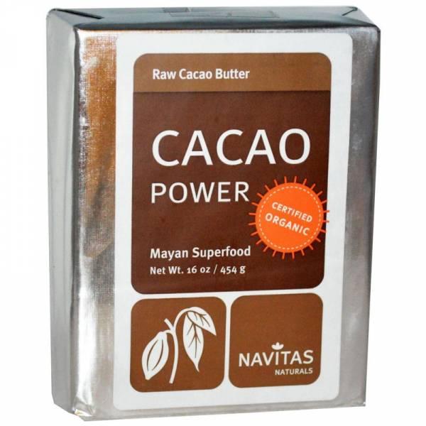 Navitas Naturals - Navitas Naturals Cacao Butter Foil 16 oz