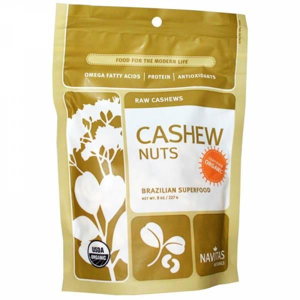 Navitas Naturals - Navitas Naturals Cashew Whole Nuts 8 oz