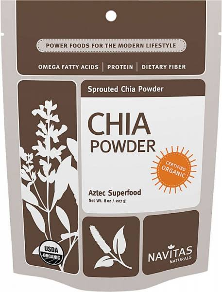 Navitas Naturals - Navitas Naturals Chia Seed Sprouted Powder 8 oz