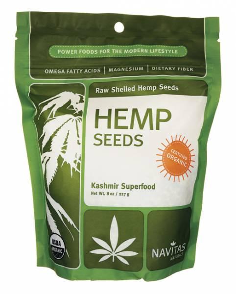 Navitas Naturals - Navitas Naturals Hemp Seeds 8 oz