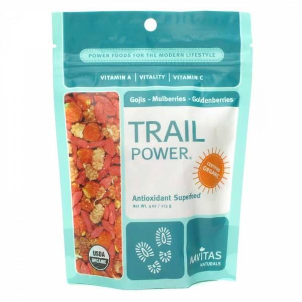 Navitas Naturals - Navitas Naturals Trail Mix 4 oz - Assorted Antioxidants