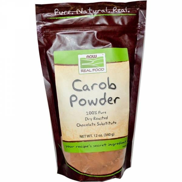 Now Foods - Now Foods Carob Powder Roasted 12 oz