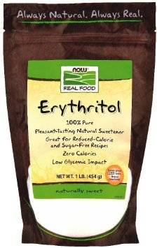 Now Foods - Now Foods Erythritol Natural Sweetener 1 lb