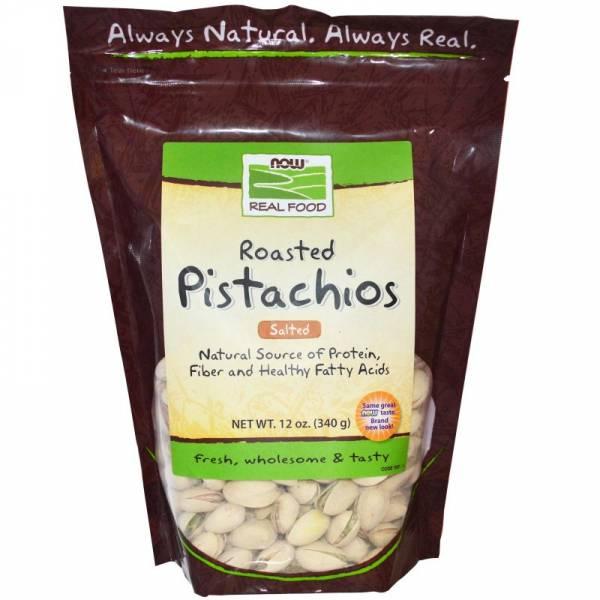 Now Foods - Now Foods Pistachios 12 oz