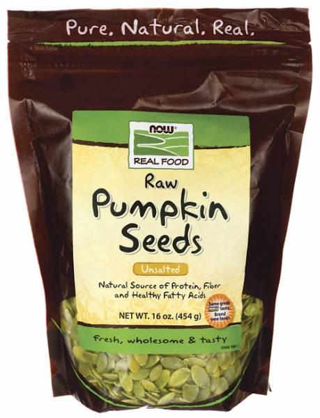 Now Foods - Now Foods Pumpkin Seeds 1 lb