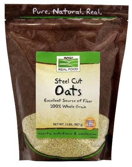 Now Foods - Now Foods Steel Cut Oats 2 lb