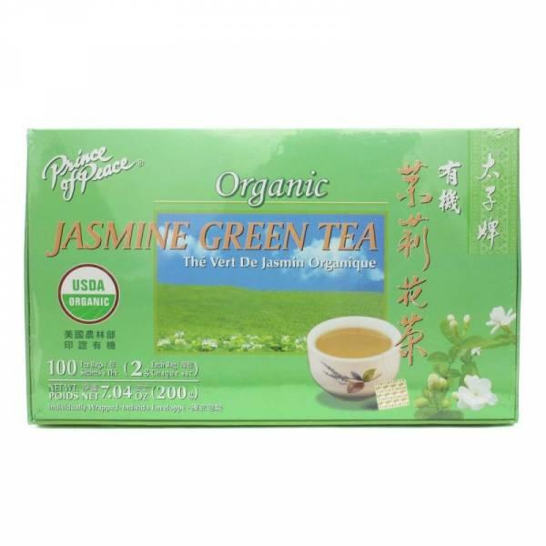 Prince Of Peace - Prince Of Peace Organic Jasmine Green Tea 100 bag