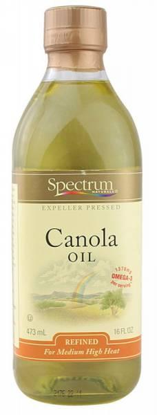 Spectrum Naturals - Spectrum Naturals Refined Canola Oil oz (6 Pack)