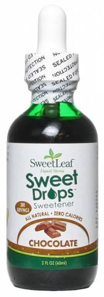 Sweet Leaf - Sweet Leaf Liquid Stevia Dark Chocolate 2 oz