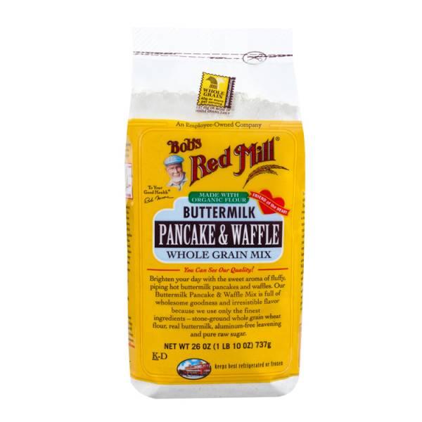 Bob's Red Mill - Bob's Red Mill Buttermilk Pancake & Waffle Mix 26 oz (4 Pack)