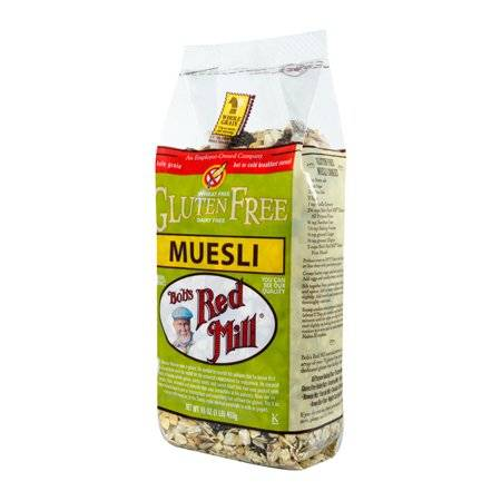 Bob's Red Mill - Bob's Red Mill Gluten Free Muesli 1lb. (4 Pack)