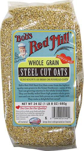Bob's Red Mill - Bob's Red Mill Steel Cut Oats 24 oz (4 Pack)
