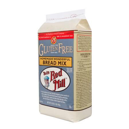 Bob's Red Mill - Bob's Red Mill Gluten Free Bread Mix 16 oz (4 Pack)