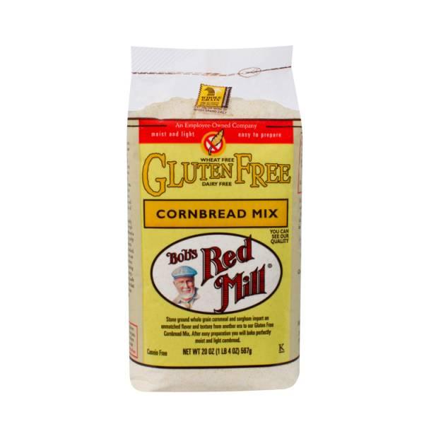 Bob's Red Mill - Bob's Red Mill Gluten Free Cornbread Mix 20 oz (4 Pack)