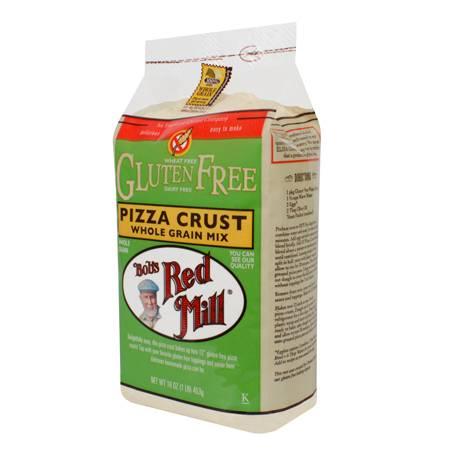 Bob's Red Mill - Bob's Red Mill Gluten Free Pizza Crust Mix (4 Pack)
