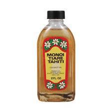 Monoi Tiare - Monoi Tiare Coconut Naturel Oil 2 oz