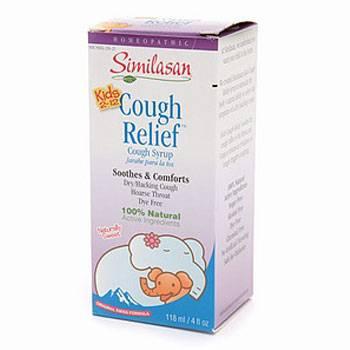 Similasan - Similasan Kids Cough Relief Syrup 4 oz