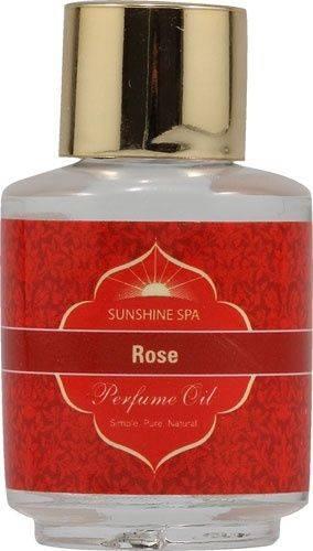 Sunshine Products Group - Sunshine Products Group Sunshine Perfume Oil 0.25 oz - Rose