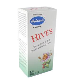 Hylands - Hylands Hives 100 tab